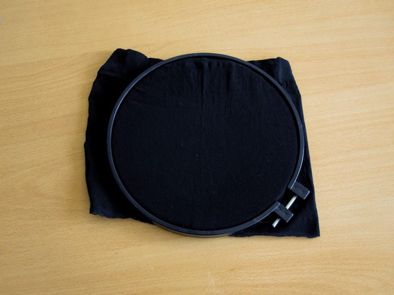 Picture of Making the Pop Filter