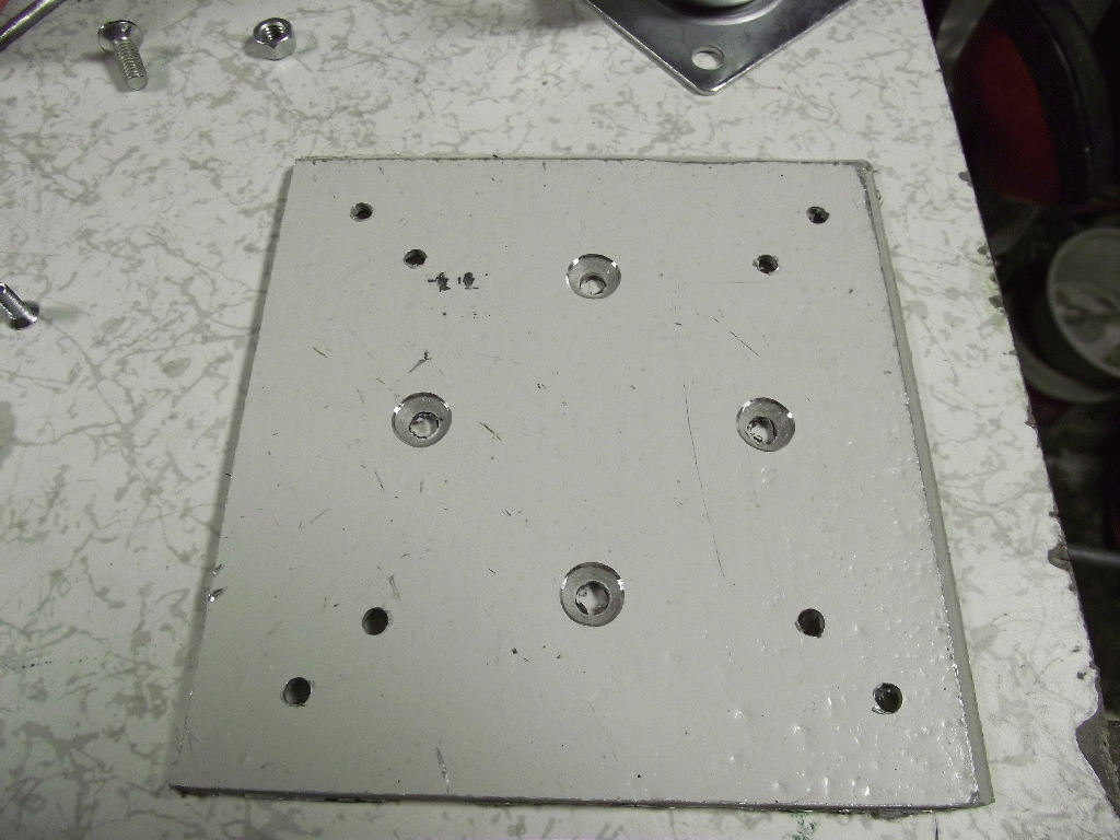 Picture of Prepare the Adaptor Plate...
