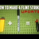 Flint Striker (Mini Fire Kit)