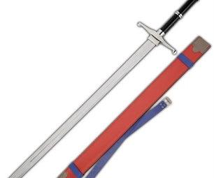 Knex DBZ Trunks Sword