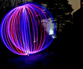 How to Light Paint a Sphere