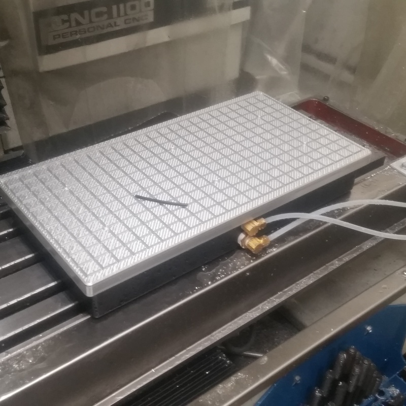 Picture of CNC Vacuum Pallet System