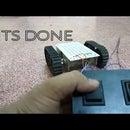 DIY RACING ROBOT USING DPDT