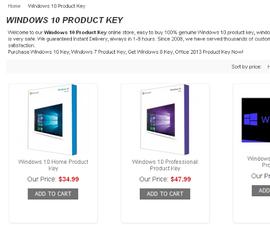 Cheap Windows 10 Product Key Here