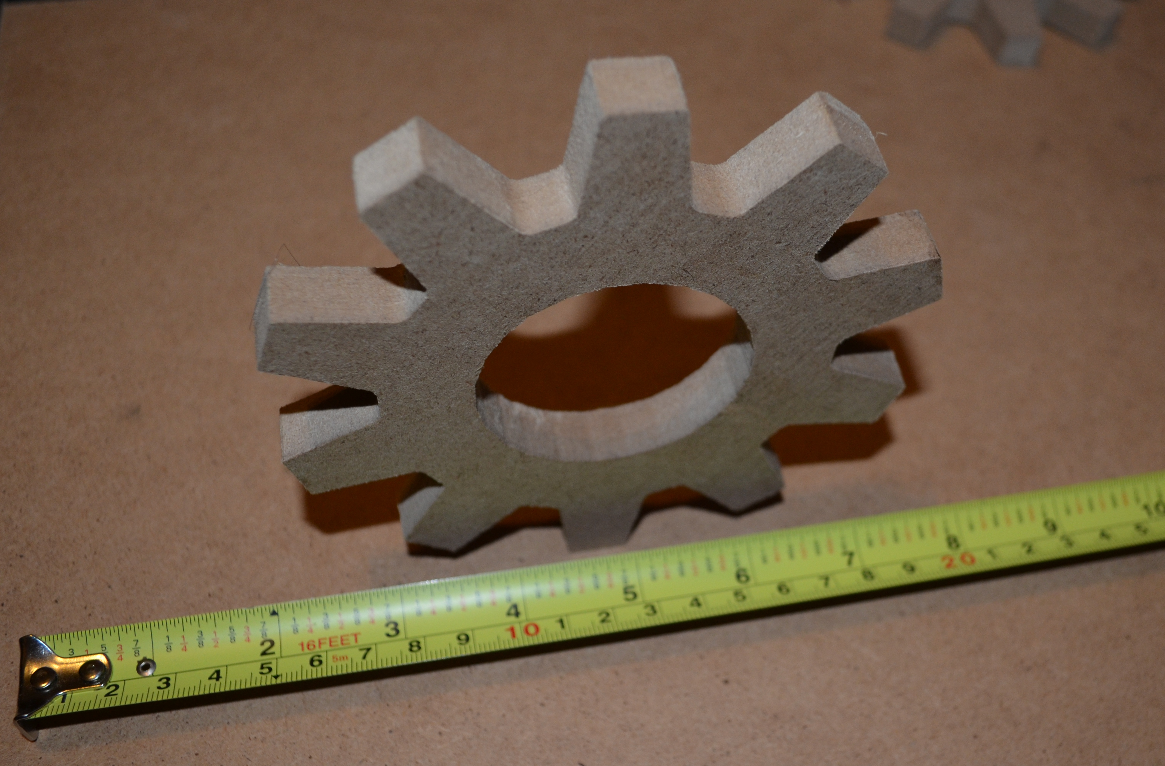 Picture of Cut the Top and Bottom Pieces