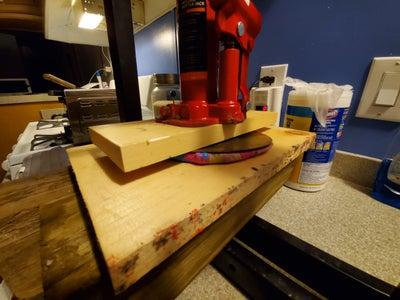 Pressing, Flattening, Molding
