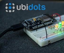 IO Control With Arduino + Esp8266 (NodeMCU) and Ubidots