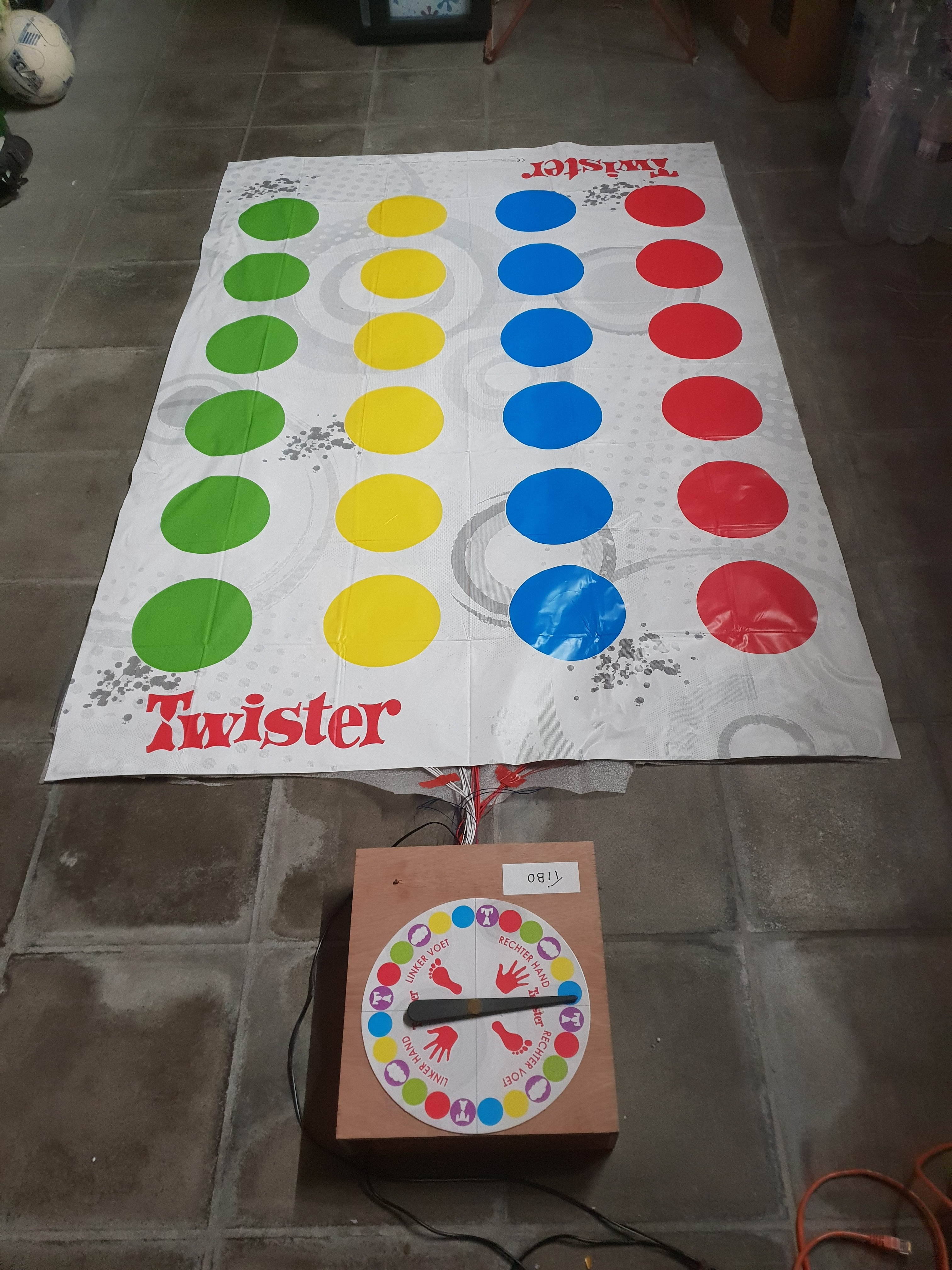 Picture of Interactive Twister