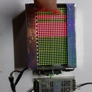 LED MATRIX TOUCH CONTROL