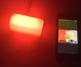 Smart Light Using Raspberry Pi