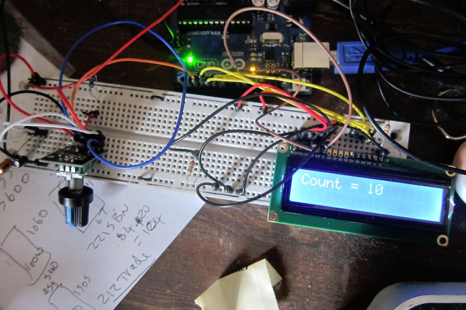 Picture of Arduino - the Hardware