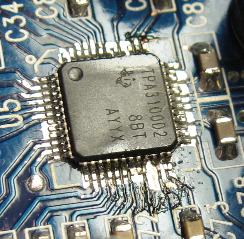 Picture of Solder the Pins