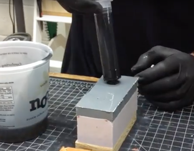 Casting the Final Resin Part