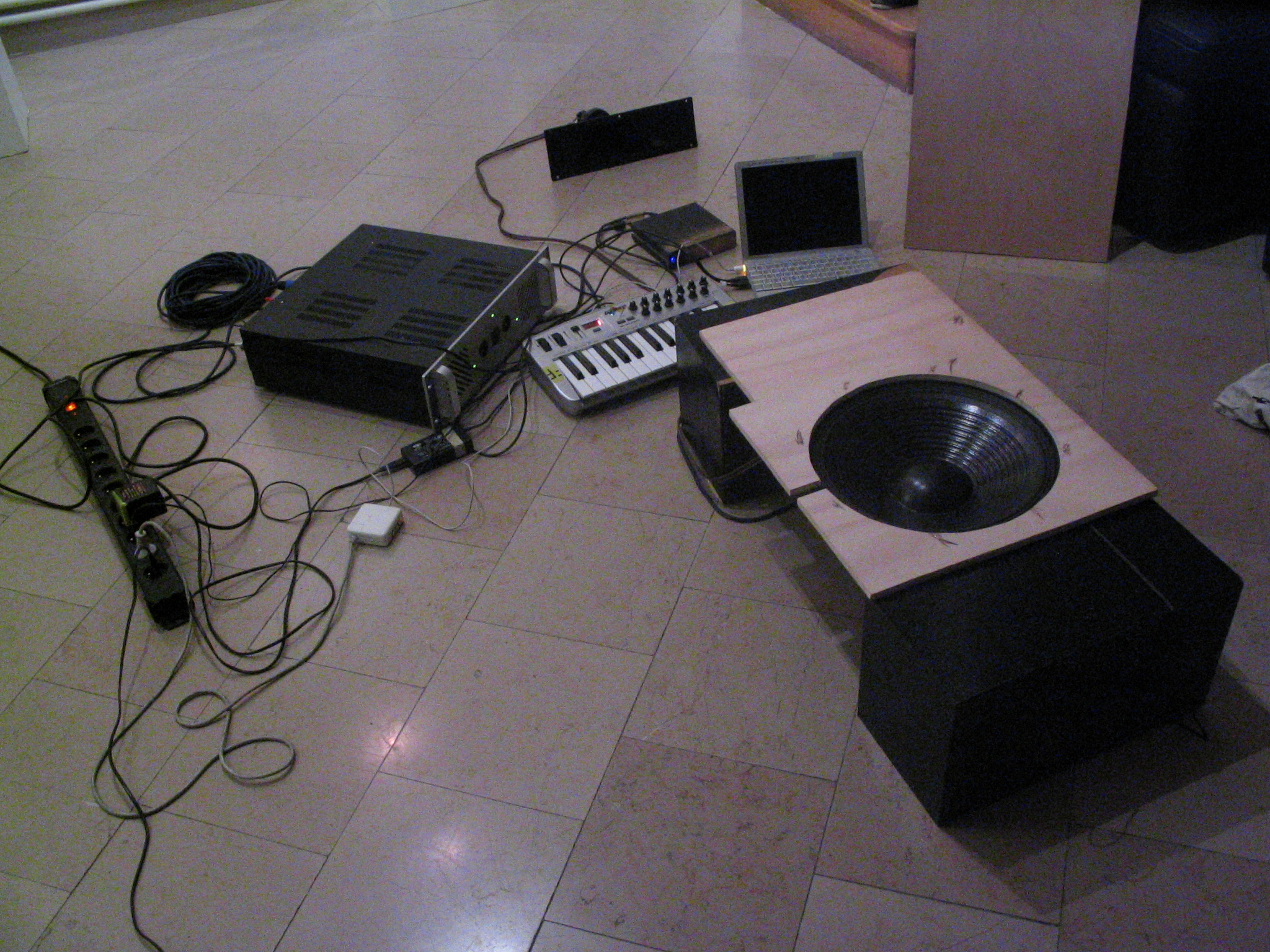 Picture of Music Composing Workstation