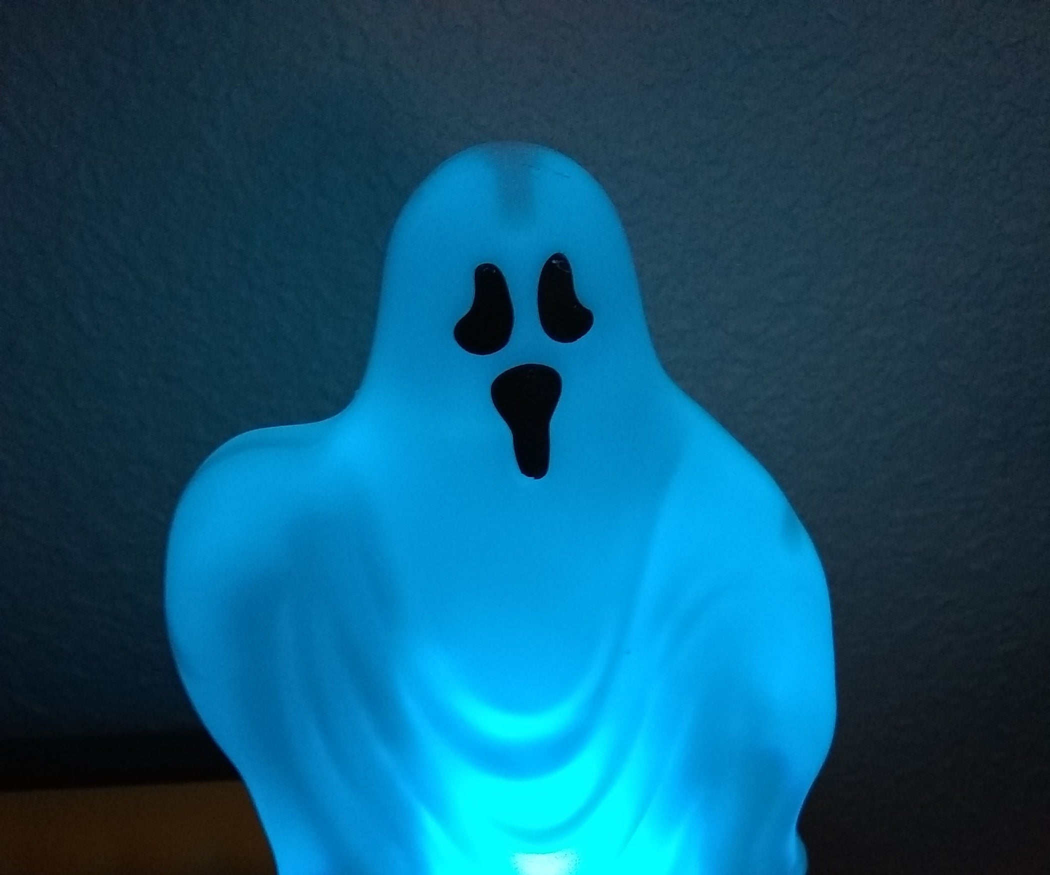 2017 Halloween Cheerlights Ghost (Simple Hardware, Simple Software ...