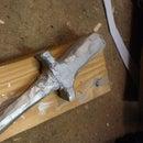 A cool wooden dagger