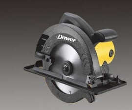 Circular Saw to Table Saw conversion. Dangerous and clumsy