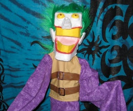 Joker Muppet