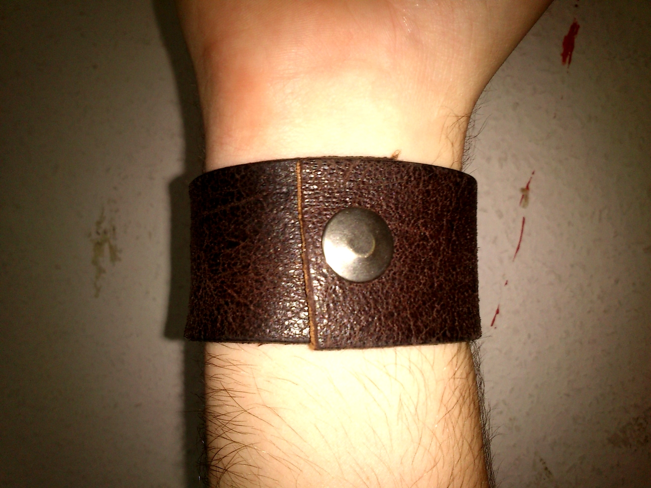 Picture of The Best Thing You Can Do With an Old Leather Belt