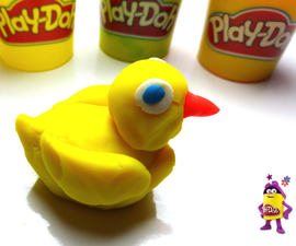 ►►►How to Make PLAY DOH CHICK ◄◄◄