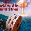 DIY Air Raid Siren