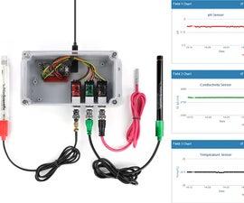 Wifi Hydroponics Meter