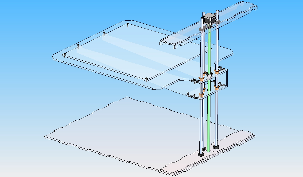 Picture of Component Design: Work Table