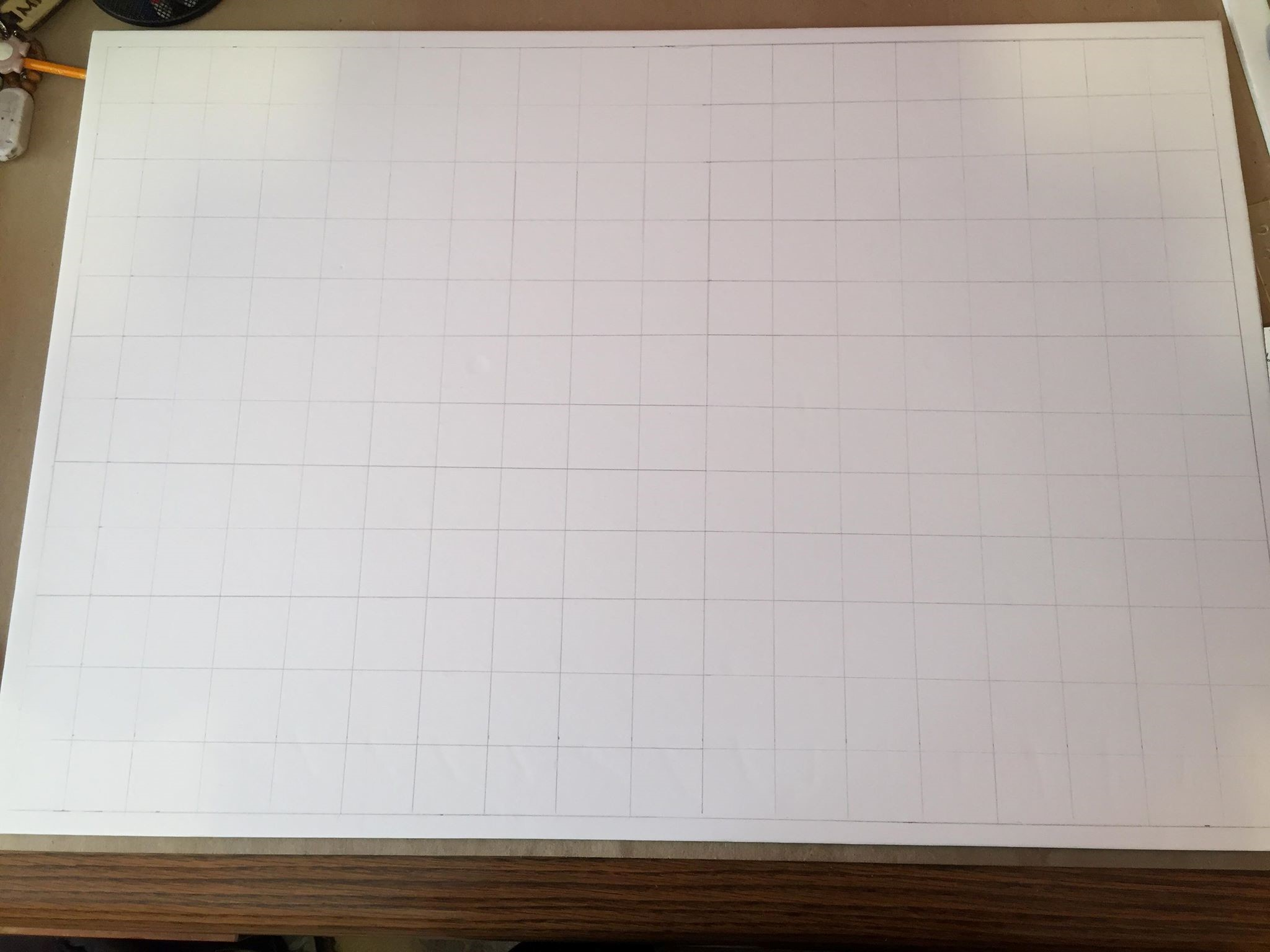 Picture of Step by Step Instruction for the Board