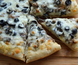 How To Make Easy Campfire Pizza