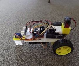 3D Printed Arduino Robot