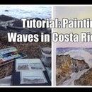 Ocean Waves Painting Tutorial
