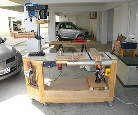 The Smallest Workshop in the World