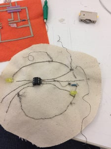 Build Your Circuit on Another Fabric