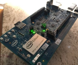 A Comprehensive Intel Edison Getting Started Guide