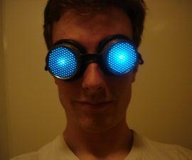 Light Up Goggle Mod