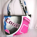 How to make a purse out of a Dance Dance Revolution Dance Pad