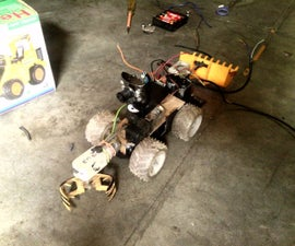 Canbot (A robot that can)