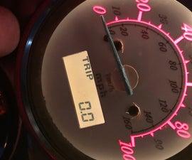 Honda Shadow (or Any Motorcycle) Odometer Repair