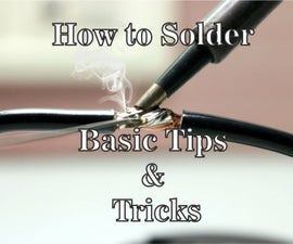 How to Solder (THT)