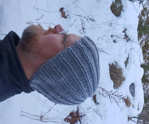 How to Knit a Hat - Continental Style