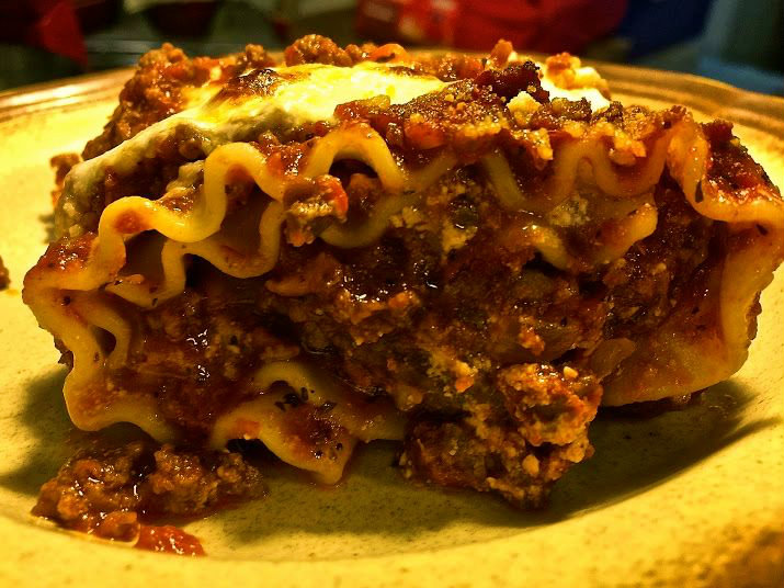 Picture of Lasagna Roll Ups