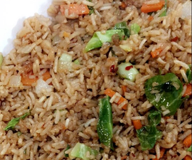 How to Prepare Fried Rice