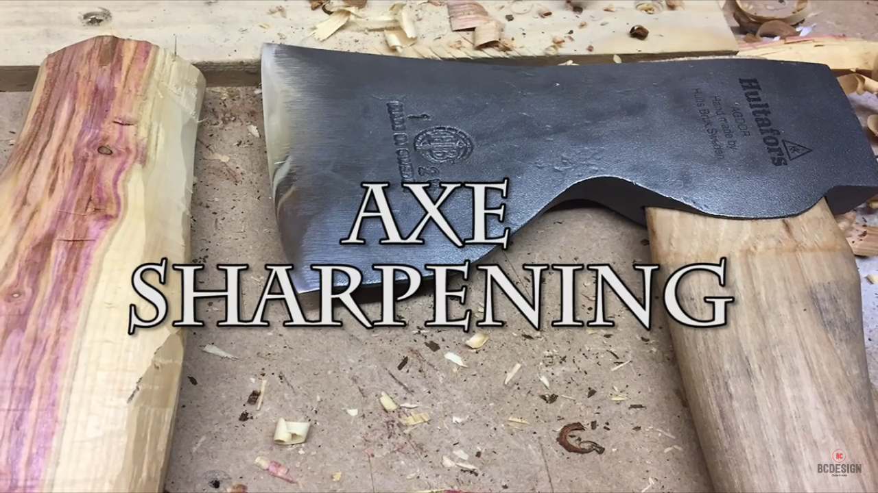 Picture of How to Sharpen an Axe