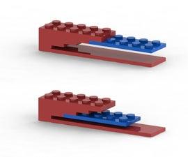 Adjustable Lego Style Money Clip