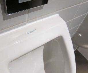 Toilet Flush Gamification - Office Black Opps Surviving Tip