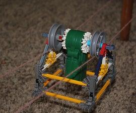 K'Nex Cable Car