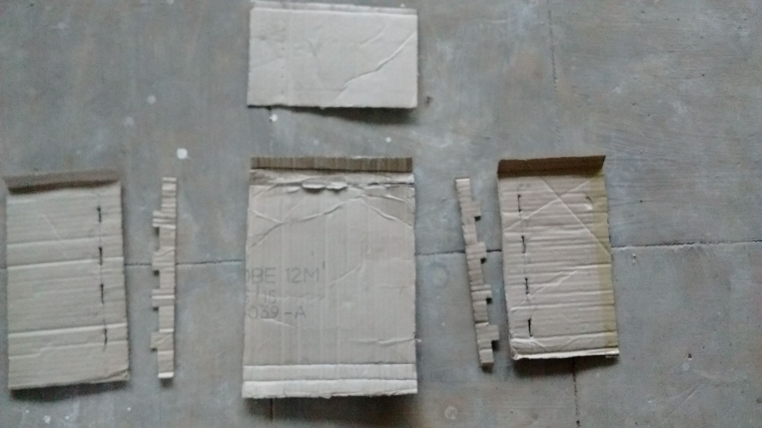 Picture of Making of the Outer Box