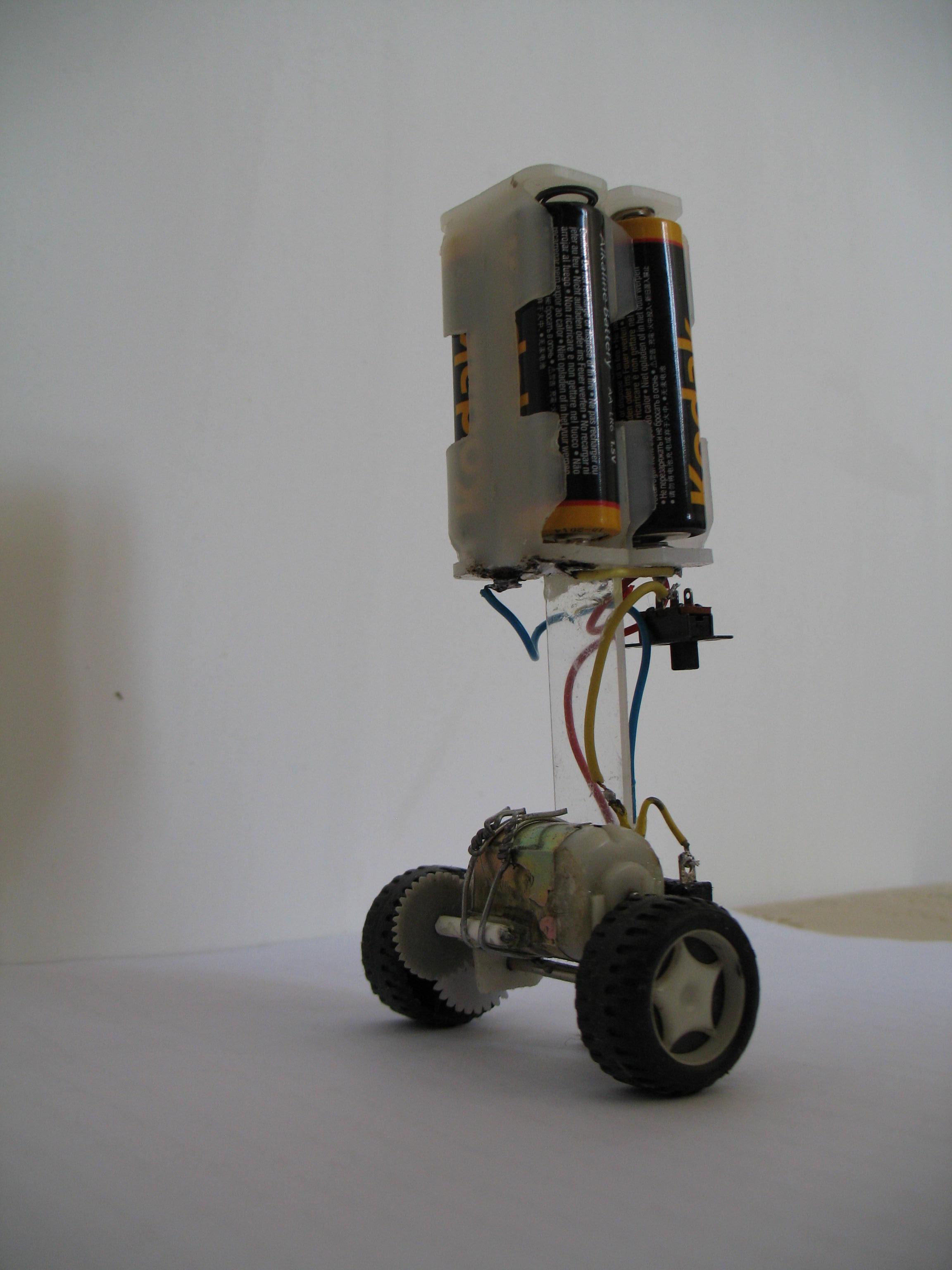 Как сделать робота из проволки: Другое: Про Детей 20