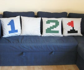 Sound effect minesweeper pillows