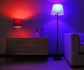 DIY Complete Philips Hue Home Automation